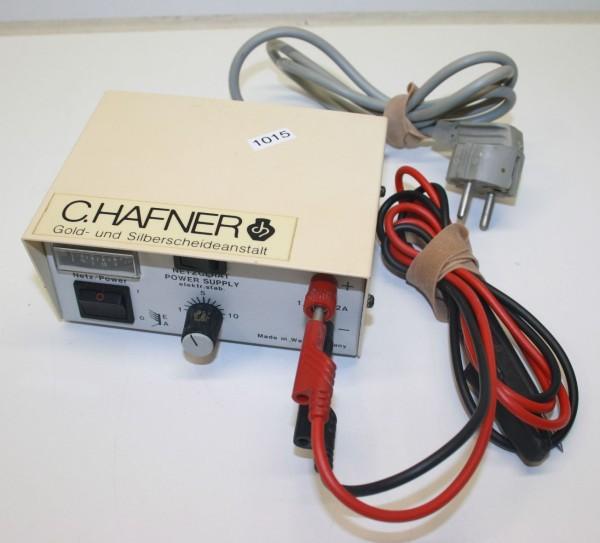 Vergoldungsgerät C. Hafner Typ EA-3002 R # 1015
