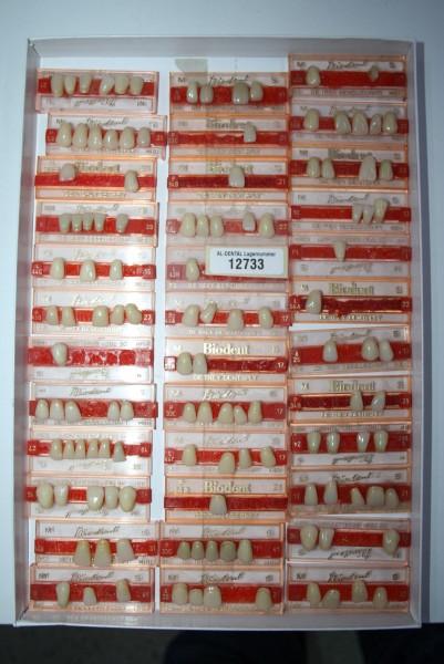Zahngarnituren / Reparaturzähne namhafter Hersteller # 12733