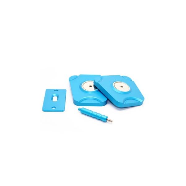 Plattenset verwendbar für Splitex Typ: Artex Carbon Blau