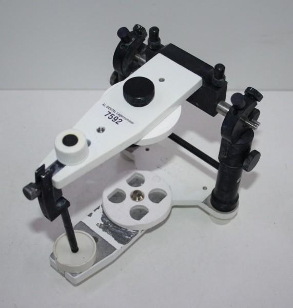 Amann Girrbach Artex NK Artikulator Basismodell # 7592