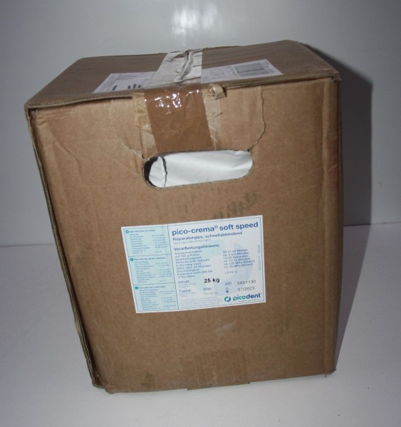 picodent pico-crema soft speed - Reparaturgips 25 kg