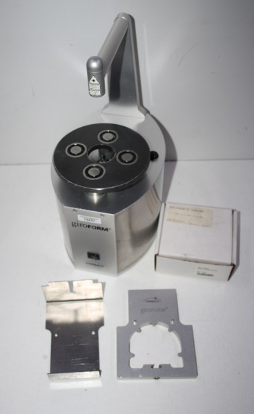 AMANN GIRRBACH Laser-Pinbohrgerät Typ Giroform incl. Zubehör # 13247