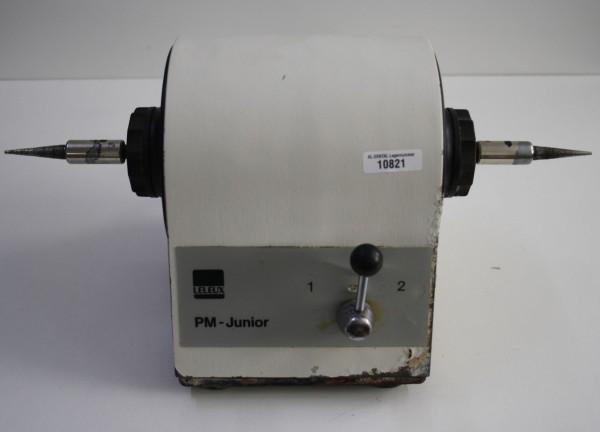 LELEUX Poliermotor Typ PM-Junior # 10821