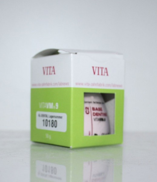VITA VM 9 Keramikmassen / Dentalkeramik Base Dentine C 2 # 10180