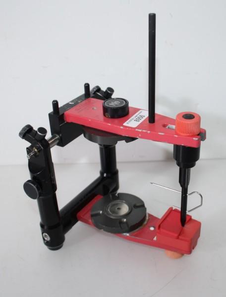 AMANN GIRRBACH Artex Artikulator NK + Baumann-Adesso-Magnetplatten # 8956