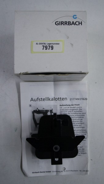 GIRRBACH Splitex Einrichtschlüssel # 7979
