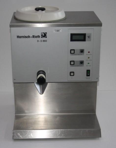 HARNISCH + RIETH Dubliergerät Typ D.D 860 # 11883