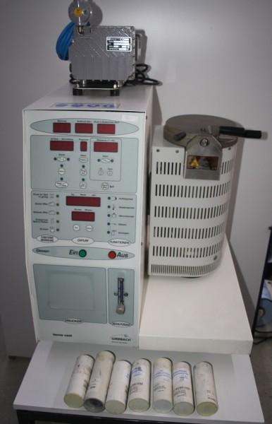 GIRRBACH Gießgerät Techno-Gaz # 11803