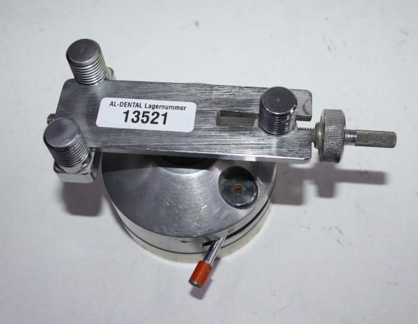 HARNISCH + RIETH Modelltisch für Magnetspannung # 13521