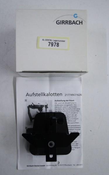 GIRRBACH Splitex Einrichtschlüssel # 7978
