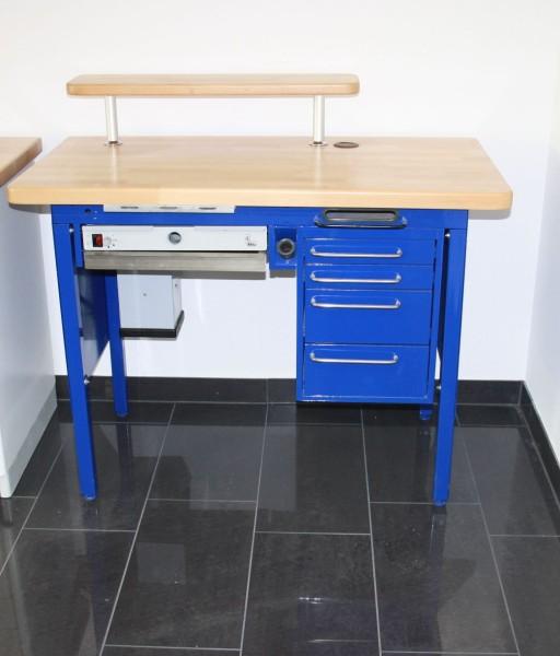 KaVo Arbeitsplatz Labor/Praxislabor Ultramarinblau