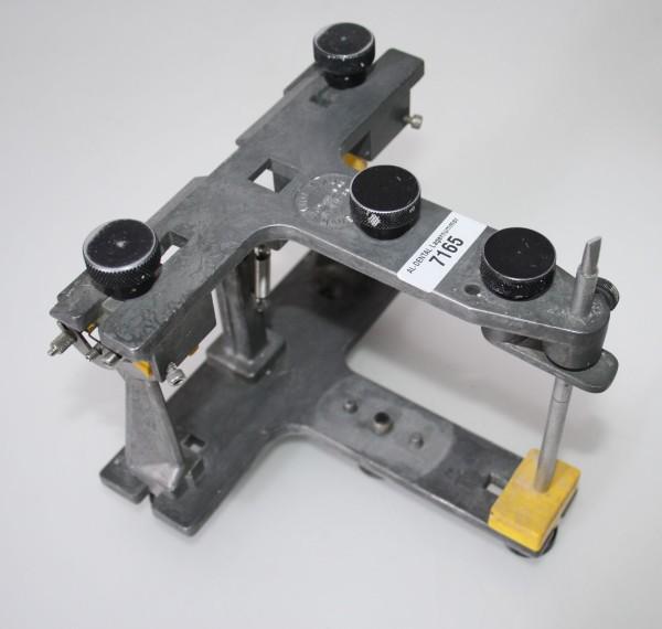 Artikulator MINI TMJ - ohne Kunststoffplatten # 7165