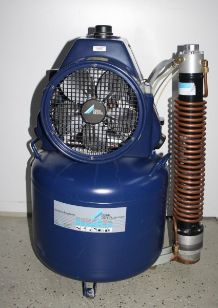 DÜRR-DENTAL Kompressor Typ 3611-01 / 033919 # 13175