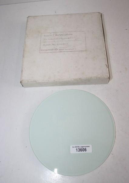 DEGUSSA Aufgipsplatte - neu # 13606