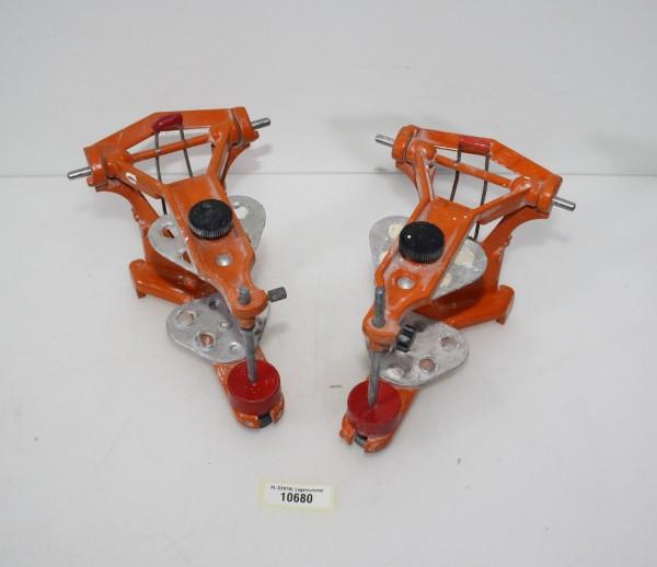 2 x Artikulatoren - orange # 10680