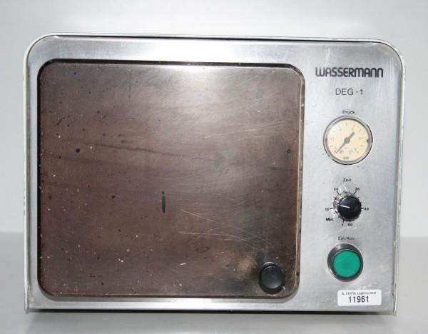 Wassermann Druckverdichter DEG-1 # 11961