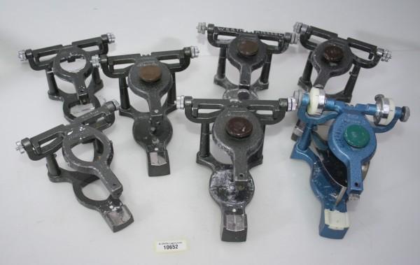 7 x SHOFU Handy Artikulatoren # 10652