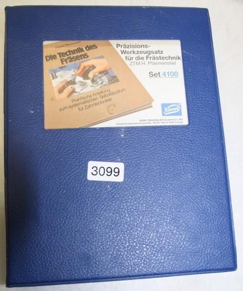 Präzisions-Werkzeugsatz für die Frästechnik # 3099