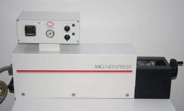 QUATTROTI Spritzgußgerät Typ MG-Newpress # 11923