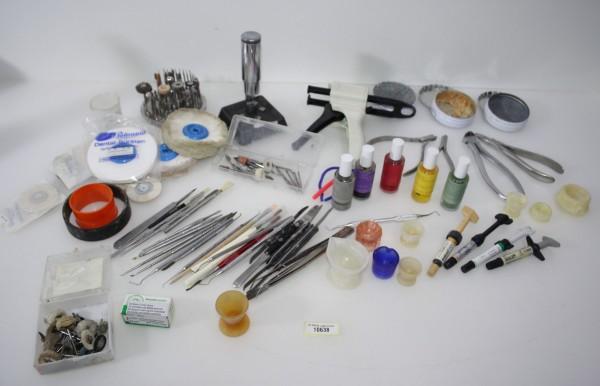 Restposten Verbrauchs-/Gebrauchsmaterialien # 10638