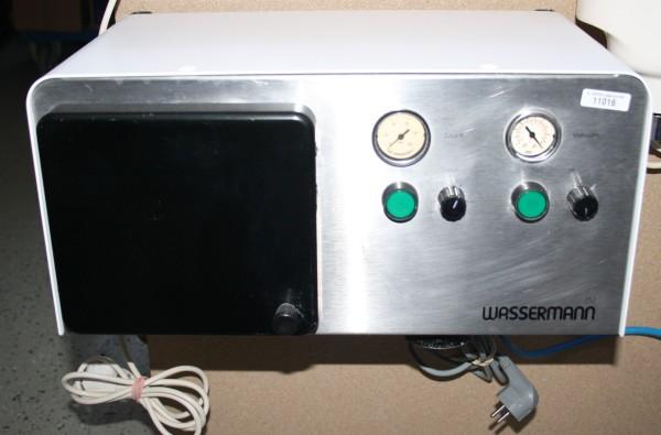 WASSERMANN Vakuumanmischgerät - Wandgerät # 11016