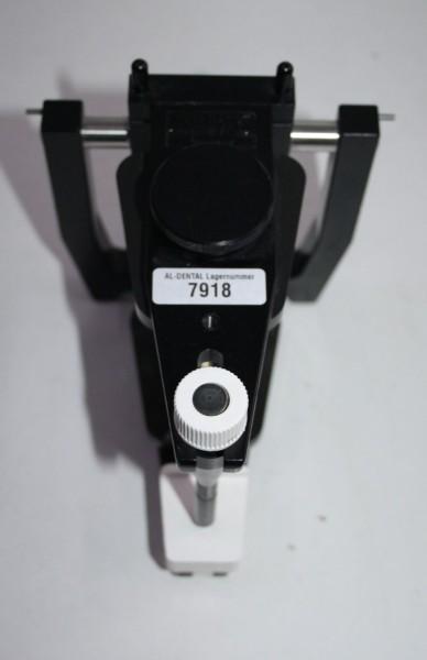 AMANN GIRRBACH Artex Eingipsartikulator + Splitex-System # 7918