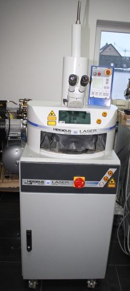 Heraeus Kulzer Laser 44 P Haas Laser # 14044