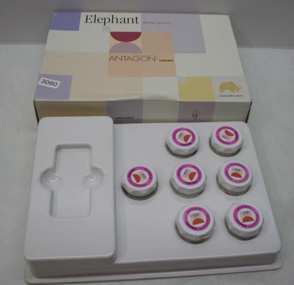 Elephant Antagon Dentalkeramik + Pastenopaker # 3060