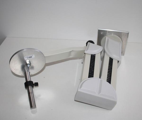 Mikroskoparm / Mikroskophalter für Tischmontage # 11999