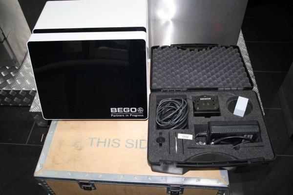3Shape Scanner D 640 incl. Kalibrierungsset # 13733