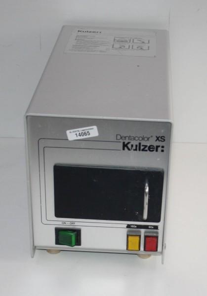 Hochleistungs-Lichtpolymerisationsgerät Dentacolor XS Kulzer # 14065