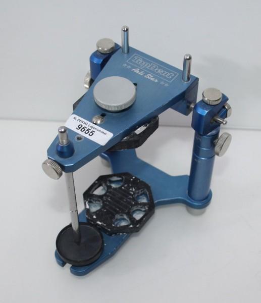 Artikulator TopDent Arti Star + Kunststoff-Montageplatten # 9655