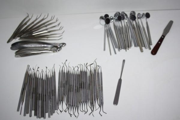 Praxis-Restposten diverse Handinstrumente # 12413