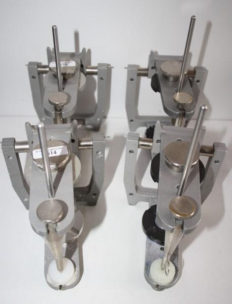 Eingipsgerät / Eingipsartikulator + Adesso/Baumann-Aufnahme