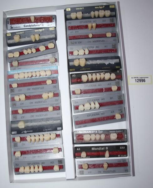 Zahngarnituren / Reparaturzähne namhafter Hersteller # 12996
