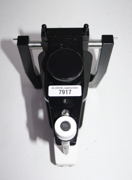 AMANN GIRRBACH Artex Eingipsartikulator + Splitex-System # 7917