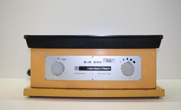 Harnisch+Rieth Rüttler Typ D-R 650 # 6576