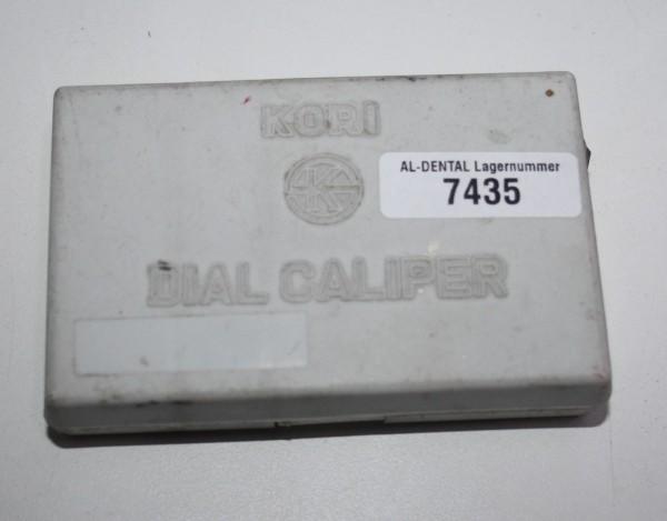 Dial Schnelltaster Messzirkel Caliper Zahntechnik KFO # 7435