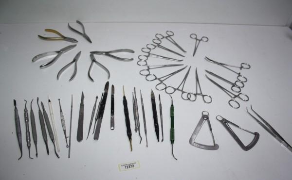 Dentallabor-Restposten diverse Werkzeuge # 12372