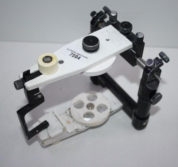 Amann Girrbach Artex NK Artikulator Basismodell # 7594