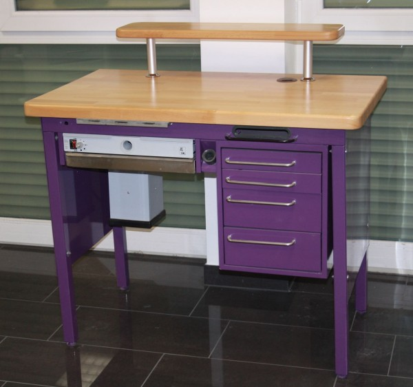 KaVo Arbeitsplatz Labor/Praxislabor lila