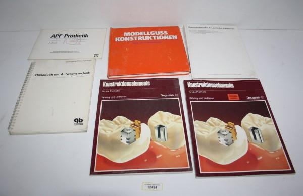 Diverse Dental Fachbücher #12494