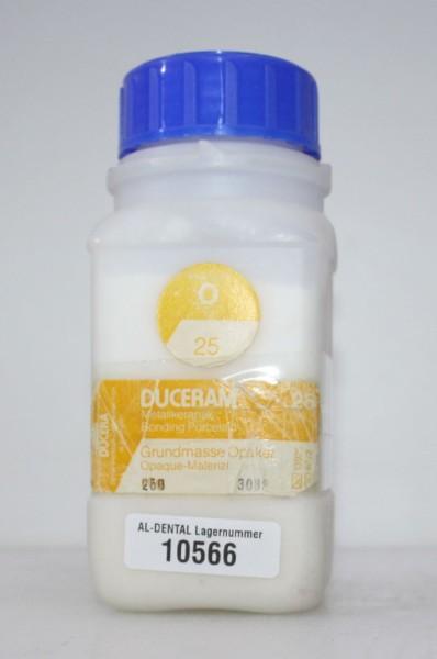 DUCERAM Metallkeramik / Grundmasse Opaker 25 # 10566