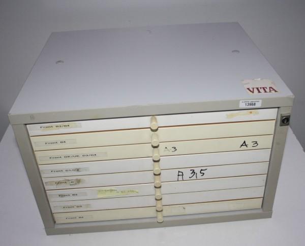 VITA Zahnschrank mit 8 Schubladen # 13968