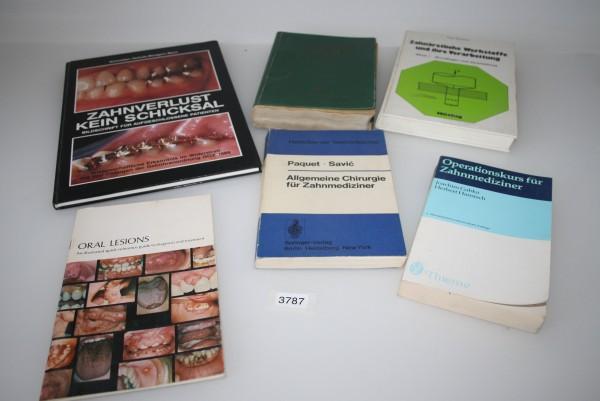 Diverse Fachliteratur für die Zahntechnik # 3787