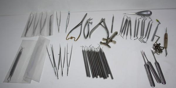 Praxis-Restposten diverse Handinstrumente #12402