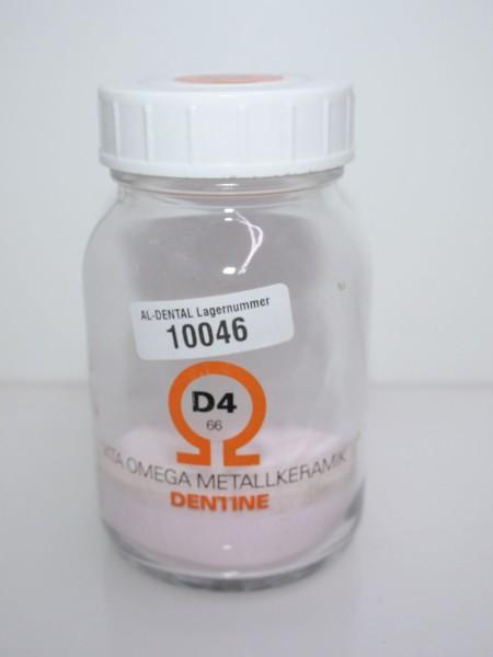 VITA OMEGA Metallkeramik D 4 # 10046
