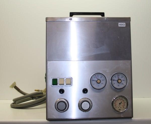 Leleux Polymerisationsgerät Typ Ipo1 2/4 Automat # 4643