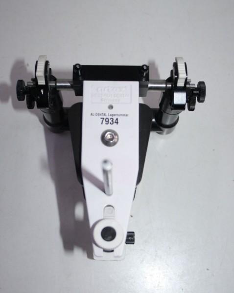 AMANN GIRRBACH Artex Artikulator Typ TK + Splitex-System # 7934