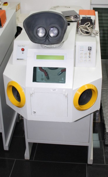 Bego LaserStar Cobra Vision / Laser-Schweißgerät / Dental-Laser #13075